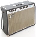 Musical Instruments:Amplifiers, PA, & Effects, Circa 1969 Fender Pro Reverb Silverface Guitar Amplifier, #A12077....