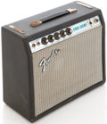 Musical Instruments:Amplifiers, PA, & Effects, 1970's Fender Vibro Champ Silverface Guitar Amplifier, #A42263....