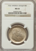 Commemorative Silver: , 1926 50C Sesquicentennial MS65 NGC. NGC Census: (276/12). PCGSPopulation (282/8). Mintage: 141,120. Numismedia Wsl. Price ...