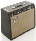 Musical Instruments:Amplifiers, PA, & Effects, 1966 Fender Princeton Blackface Guitar Amplifier, #A05059....