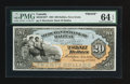 Canadian Currency: , Halifax, NS- The Merchants' Bank of Halifax $20 January 1, 1883 Ch.# 465-20-16FP Face Proof. ...
