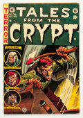 Golden Age (1938-1955):Horror, Tales From the Crypt #38 (EC, 1953) Condition: FN....