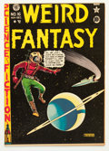 Golden Age (1938-1955):Science Fiction, Weird Fantasy #16 (EC, 1952) Condition: FN/VF....