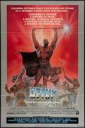 "Movie Posters:Animated, Heavy Metal (Columbia, 1981). One Sheet (27"" X 41""). Style B.Animated.. ..."