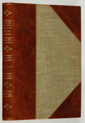 Books:Literature Pre-1900, Mark Twain. Old Times on the Mississippi. Belford, 1876.Custom half leather. Original cloth bound at rear. Front bo...