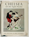 Books:Furniture & Accessories, Yvonne Hackenbroch. Chelsea and Other English Porcelain, Pottery and Enamel. Harvard, 1957. Quarto. Jacket worn and ...