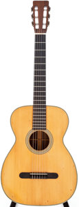 Musical Instruments:Acoustic Guitars, 1953 Martin 00-28G Natural Classical Guitar, Serial # 130938....