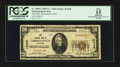National Bank Notes:Wyoming, Thermopolis, WY - $20 1929 Ty. 1 First NB Ch. # 12638. ...