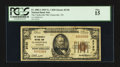 National Bank Notes:Tennessee, Clarksville, TN - $50 1929 Ty. 1 The Clarksville NB Ch. # 2720. ...
