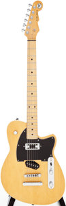Musical Instruments:Electric Guitars, 2000s Reverend Buckshot Blonde Solid Body Electric Guitar, Serial #12940....