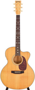 Musical Instruments:Acoustic Guitars, 1989 Martin SE-6032 Shenandoah Natural Acoustic Guitar, Serial # 492621. ...