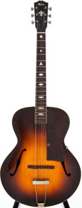 Musical Instruments:Acoustic Guitars, 1937 Gibson L-4 Sunburst Acoustic Guitar, Serial # 94412....