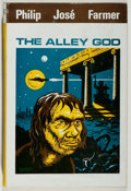 Books:Science Fiction & Fantasy, Philip Jose Farmer. INSCRIBED. The Alley God. Sidgwick & Jackson, 1970. Signed and inscribed by the author. Mino...