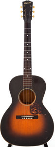 Musical Instruments:Acoustic Guitars, 1936 Gibson L-00 Sunburst Acoustic Guitar, Serial # 1472B....