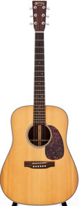 Musical Instruments:Acoustic Guitars, 2007 Martin HD-16R LSH Natural Acoustic Guitar, Serial #1236938....