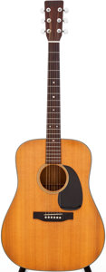 Musical Instruments:Acoustic Guitars, 1973 Martin D-18 Natural Acoustic Guitar, Serial # 332896....