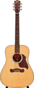 Musical Instruments:Acoustic Guitars, 1998 Gibson CL-20 Natural Acoustic Guitar, Serial # 91068005....