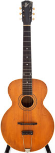 Musical Instruments:Acoustic Guitars, 1918 Gibson L-1 Natural Archtop Acoustic Guitar, Serial # 47445....
