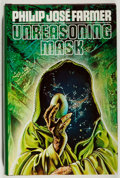Books:Science Fiction & Fantasy, Philip Jose Farmer. INSCRIBED. The Unreasoning Mask. Putnam, 1981. Signed and inscribed by the author. Mild rubb...
