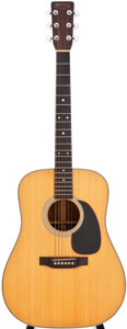 Musical Instruments:Acoustic Guitars, 1977 Martin HD-28 Natural Acoustic Guitar, Serial # 395521....