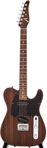 Musical Instruments:Electric Guitars, 2004 Tom Anderson Hollow T Rosewood Solid Body Electric Guitar, Serial # 09-15-04N....