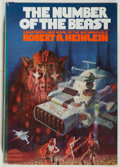 Books:Science Fiction & Fantasy, Robert A. Heinlein. The Number of the Beast. Fawcett Columbine, 1980. Minor sunning and rubbing to jacket. Near fine...