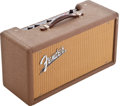 Musical Instruments:Amplifiers, PA, & Effects, 1962 Fender Reverb Unit Brown Guitar Amplifier, Serial # R00624....