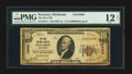 National Bank Notes:Oklahoma, Pocasset, OK - $10 1929 Ty. 1 The First NB Ch. # 10960. ...