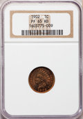 Proof Indian Cents: , 1902 1C PR65 Red NGC. NGC Census: (54/46). PCGS Population (49/36).Mintage: 2,018. Numismedia Wsl. Price for problem free ...