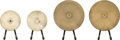Musical Instruments:Drums & Percussion, Vintage Cymbal Lot: Zildjian, Ludwig...