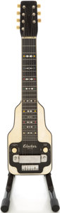 Musical Instruments:Lap Steel Guitars, Circa 1942 Epiphone Electar 7-String Lap Steel Guitar, #6610....