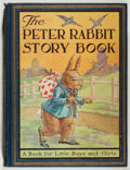 Books:Color-Plate Books, [Color Plates]. The Peter Rabbit Story Book. Altemus, 1924. Later impression. No dust jacket. Spine darkened and fox...