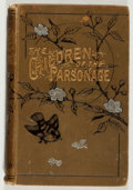 Books:Children's Books, Kate Greenaway [illustrator]. The Children of the Parsonage.Dutton, [n. d.]. Later edition. Twelvemo. Hinges cr...