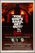 """Movie Posters:Horror, The Amityville Horror (American International, 1979). One Sheet(27"""" X 41""""). Horror.. ..."""