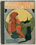 Books:Children's Books, Frank Adams [illustrator]. Favourite Nursery Tales. Blackie,[n. d.]. Color plates. Name on ffep. Very good....