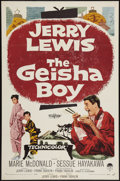 "Movie Posters:Comedy, The Geisha Boy and Other Lot (Paramount, 1958). One Sheets (2) (27"" X 41""). Comedy.. ... (Total: 2 Items)"