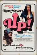 "Movie Posters:Sexploitation, Up! (RM International, 1976). One Sheet (27"" X 41""). Sexploitation.. ..."