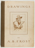 Books:Art & Architecture, A. B. Frost. Drawings. Fox, Duffield, 1904. Folio. Shaken with cracked binding. Good....