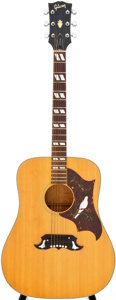 Musical Instruments:Acoustic Guitars, 1967 Gibson Dove Natural Acoustic Guitar, Serial # 889703....