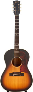 Musical Instruments:Acoustic Guitars, 1964 Gibson LG-1 Sunburst Acoustic Guitar, Serial # 186635....