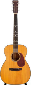 Musical Instruments:Acoustic Guitars, 1949 Martin 00-18 Natural Acoustic Guitar, Serial # 111737....