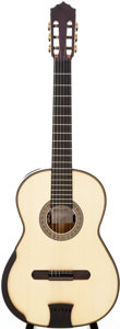Musical Instruments:Miscellaneous, 2008 Bellucci Natural Classical Guitar, Serial # 704....