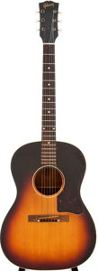 Musical Instruments:Acoustic Guitars, 1961 Gibson LG-1 Sunburst Acoustic Guitar, Serial # 48920....
