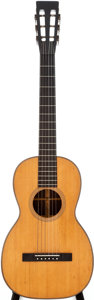 Musical Instruments:Acoustic Guitars, Late 1800 Martin 3-17 Natural Acoustic Guitar....