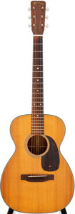 Musical Instruments:Acoustic Guitars, 1962 Martin O-18 Natural Acoustic Guitar, Serial # 191523....
