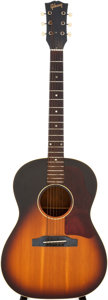 Musical Instruments:Acoustic Guitars, 1964 Gibson LG-1 Sunburst Acoustic Guitar, Serial # 186498....