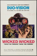 "Movie Posters:Mystery, Wicked, Wicked and Others Lot (MGM, 1973). One Sheets (3) (27"" X41""). Mystery.. ... (Total: 3 Items)"