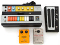 Musical Instruments:Amplifiers, PA, & Effects, Vintage Guitar Effects Pedal Lot: Electro-Harmonix, Maestro, MXR, Fuzztone...