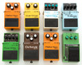 Musical Instruments:Amplifiers, PA, & Effects, Guitar Effects Pedal Lot: Boss, Ibanez...