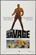 "Movie Posters:Adventure, Doc Savage: The Man of Bronze (Warner Brothers, 1975). One Sheet(27"" X 41""). Adventure.. ..."